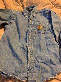Polo by Ralph Lauren Boys Size 5 Shirt Charlotte, 28210