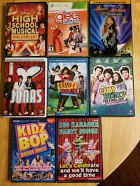 Musical DVD Collection