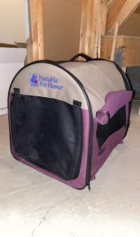 Portable pet home / bag for medium size  (For Dogs cats and other) Vaughan, L6A 0S5