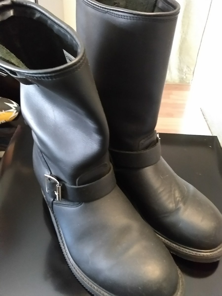 Double H engineer boots sz11 - PA