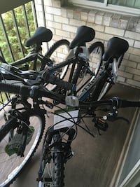 black and gray hardtail mountain bike Silver Spring, 20906