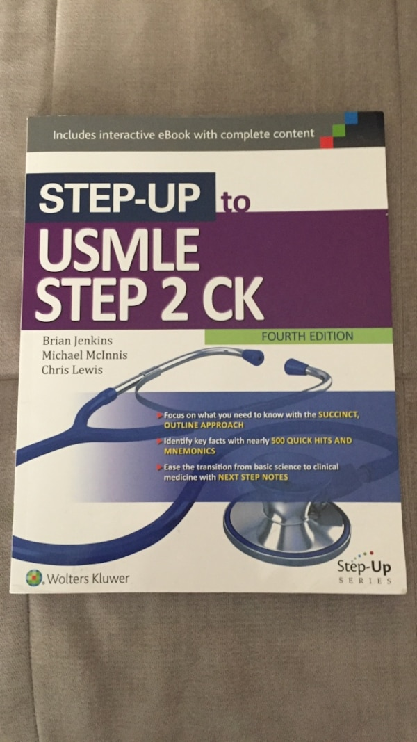 Step Up to Step 2 CK