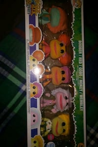 Fraggle Rock 35 Years Five Pack