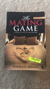 The Mating Game textbook 2nd ed London, N6B 5Z7