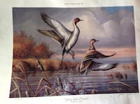 John green ducks unlimited, South Dakota print Hartford, 57033