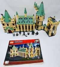 LEGO Harry Potter Lot Incomplete