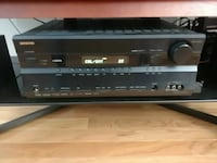 Onkyo receiver+5 speakers+sub woofer
