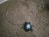 Wired Necklace.