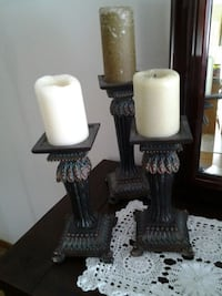Partylite candle holders Marlbank, K0K 2L0