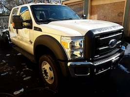 2015 Ford F-550 Super Duty Chassis Cab