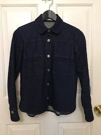 See by Chloe Denim Shirt