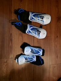 Moving out sale- soccer shin guard  Round Rock, 78681