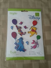 Winnie the Pooh w/balloon embroidered patches  North Oaks, 55127