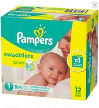 Diapers Pampers Lisle, 60532