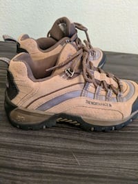 THE NORTH FACE Women's X2 Suede Hiking Boots/Shoes