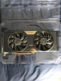 EVGA GeForce GTX 770 Dual SC  Graphics Card Chicago, 60657