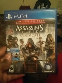 Assassin's Creed Syndicate PS4 game Harker Heights, 76548
