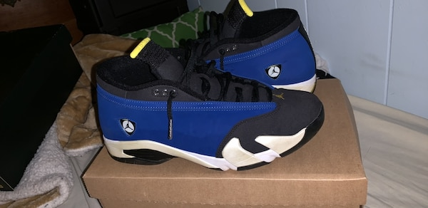 "new styles 7aa67 6a36b Air Jordan retro 14 ""Laney"""
