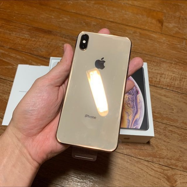XS iphone 64gb (MINT) gold