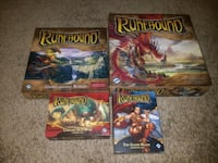 Runebound 3rd edition bundle/set La Palma, 90623
