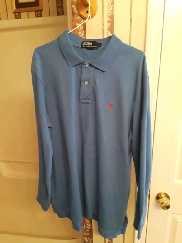 763f06b6 Used Polo shirt large for sale in Covington - letgo