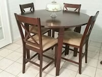 "Bistro table 52"" Vidor, 77662"