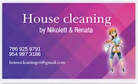 House cleaning Hallandale Beach