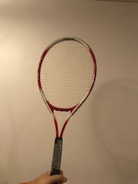 black and red tennis racket New Westminster, V3M
