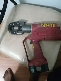 red and black cordless power drill Toronto, M9W