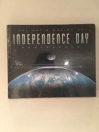 Independence Day Art book Mississauga, L5C