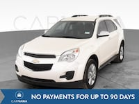 2015 Chevy Chevrolet Equinox suv LT Sport Utility 4D Silver <br Fort Myers