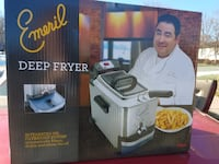 Emeril Turkey Fryer OMAHA
