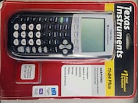 TI-84 Plus Graphing Calculator Hyattsville, 20783