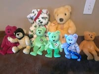 assorted Ty stufffed animals Peoria, 85345