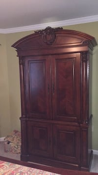 solid wood armoire Sterling, 20164