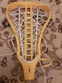 white and brown lacrosse stick Columbia, 21046