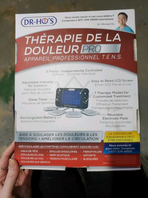 Dr ho pain therapy system pro 5