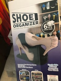 Stacking Shoe Organizers (x8) perfect for heels Chicago, 60606