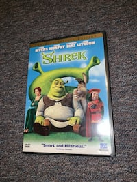 Shrek Special Edition DVD
