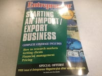 Starting an Import / Export Business Centreville, 20120
