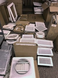 Commercial Air Conditioner Vents, Supply, and Returns Baltimore