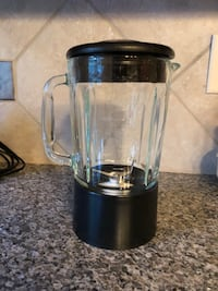 KitchenAid blender pitcher. Our motor broke but pitcher works perfectly. Thought someone might need an extra. Milton, 30004