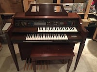 Baldwin Electric Organ Toronto, M2M 0A4