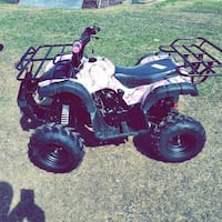 New Pink Camo 125cc ATV! Dallas