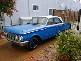 1962 Mercury Comet, Perfect Hobby/Project car