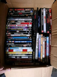 200+ lot of DVD movies Markham, L6E 0A1