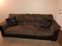 Couch, Loveseat & Ottoman Cleveland