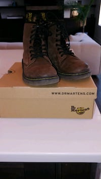 Dr Martens (Leather) - Kids Size US 3 Urbandale, 50323