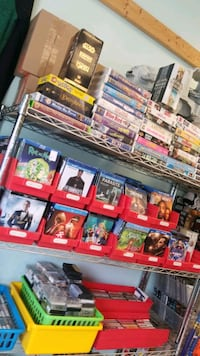New release Blu-rays 4k's andhigh def plus Box  sets Portsmouth, 23707