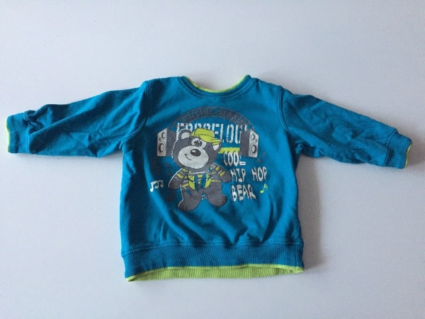 baby pullover gr.86